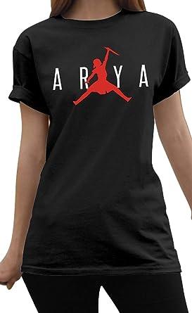 261dba6ae Amazon.com: Air Arya Jordan Shirt for Women: Clothing