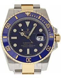 Submariner swiss-automatic mens Watch 116613 (Certified Pre-owned)