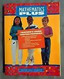 Tests Math Plus, 1992, HB Staff, 0153010150