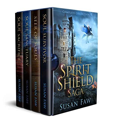 The Spirit Shield Saga Complete Collection:: (Includes Soul Survivor, Seer of Souls, Soul Sanctuary, Soul Survivor)