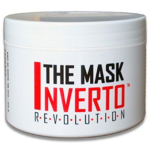 (Keratin Research Control, Prevent & Repair Hair damage Instantly Deep Moisurizing Keratin Mask Inverto Revolution)