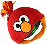 Sesame Street Headwear Baby Boys' Elmo Fleece Toque Hat with Pom Pom