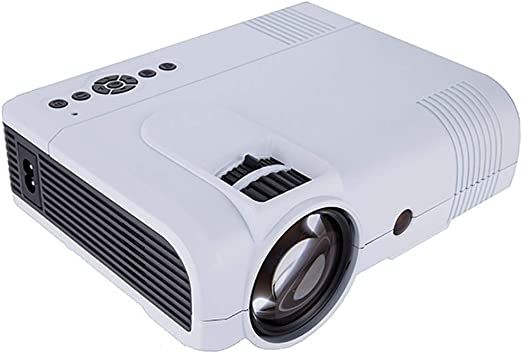 Proyector HD, películas de Cine portátil Full HD 1080P Supported ...
