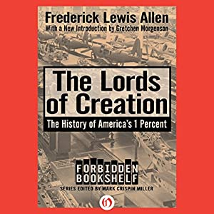 The Lords of Creation Audiobook