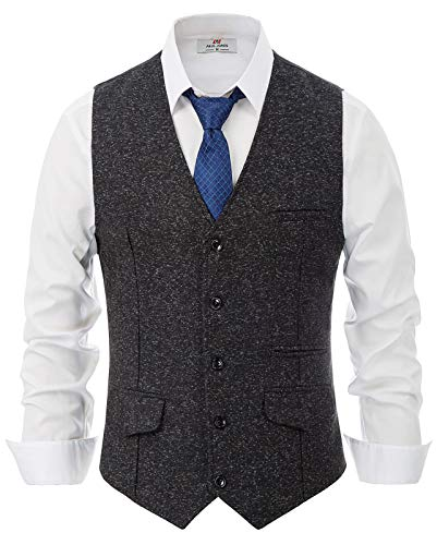 PAUL JONES Formal Business Waistcoat product image