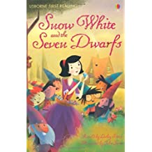 Snow White and the Seven Dwarfs (First Reading, Level Four) (Usborne First Reading, Level Four) by Lesley Sims (1-Sep-2013) Hardcover