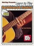 Learn To Play Bottleneck Guitar (Mel Bay Presents)