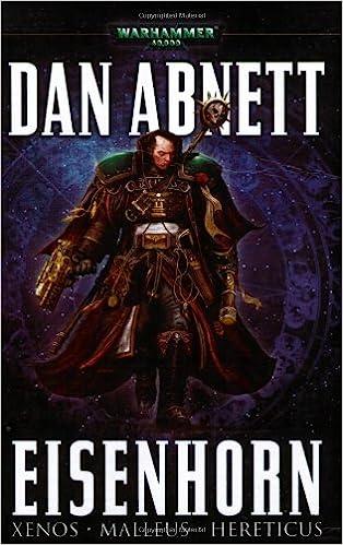 Eisenhorn book by Dan Abnett