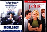Prime , About A Boy : Romantic Comedy 2 Pack Collection