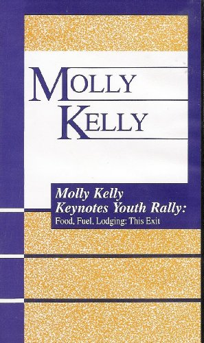 Molly Kelly Keynotes Youth Rally  Food  Fuel  Lodging This Exit  Talking To Teens About Trusting In Gods Grace  Love  Mercy And Forgiveness  Vhs Video