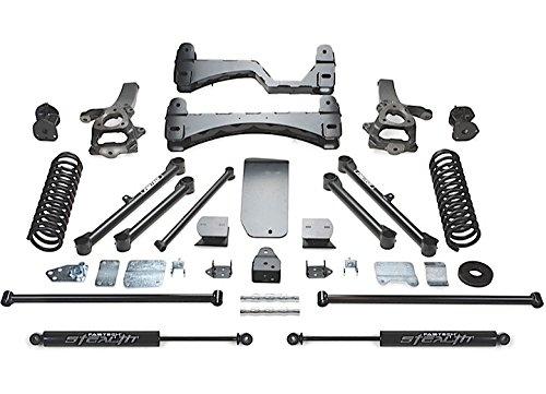 Fabtech FTS21061BK Suspension Lift Kit Component (07-13 Gm Silverado/Sierra 1500 2Wd 6 In. Suspension System Component Box 2)