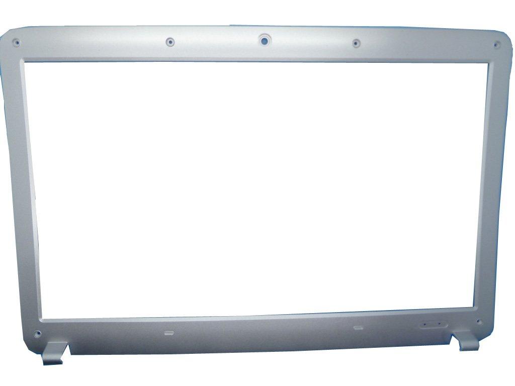 Bisel frontal LCD para ordenador portátil para SAMSUNG R530 R538 R528 P530 BA81 - 08505 un plata nuevo: Amazon.es: Informática