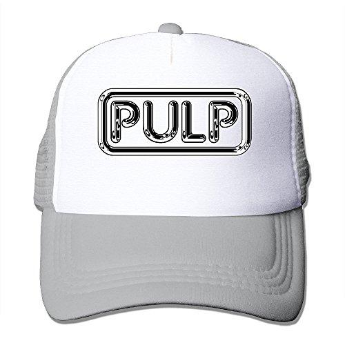 Unisex Pulp Logo Adjustable Trucker Hat - Destiny Syracuse