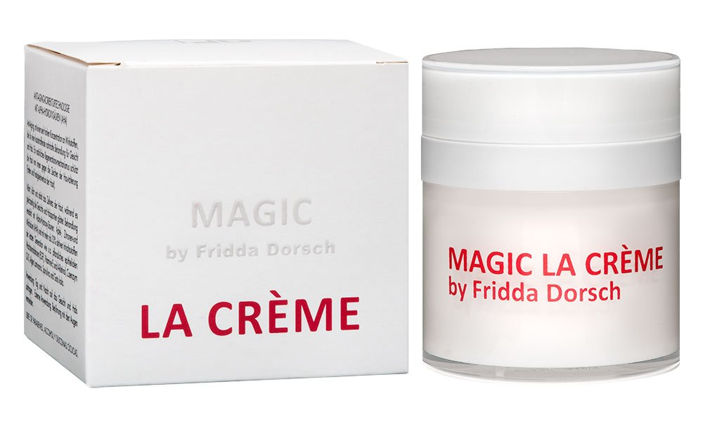 Fridda Dorsch Magic La Creme Crema (Crema Antiedad, Hidratante y Altamente nutritiva para rostro y cuello) Magic la Crème