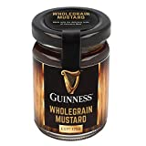 Guinness Wholegrain Mustard with the Delicious Taste of Guinness Beer, 100G