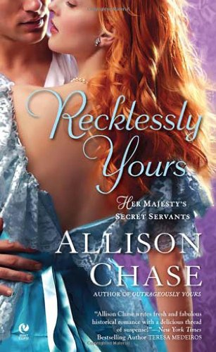 book cover of Recklessly Yours