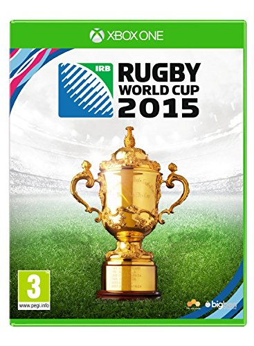 Rugby World Cup 2015 (Xbox One) (UK IMPORT) (Xbox 360 Games Rugby)