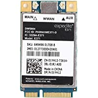 DW5804 4G LTE WWAN Mobile Broadband 01YH12 E371 Mini PCI-E 3G/4G Card Compatible For Dell E6430 E6530 E6230 E6330