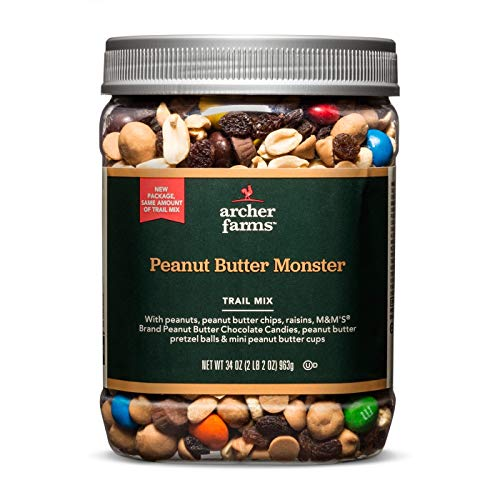 Peanut Butter Monster Trail Mix - 34oz (New Package)