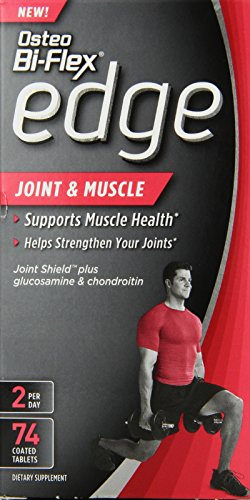 Osteo Bi-Flex Edge Joint and Muscle Tablets, Pack of 74