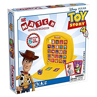 Top Trumps Toy Story 4 Top Trumps Match Board Game