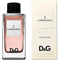 Dolce and Gabbana 3 LImperatrice - perfumes for women - Eau de Toilette, 100ML
