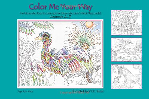 Color Me Your Way pdf epub