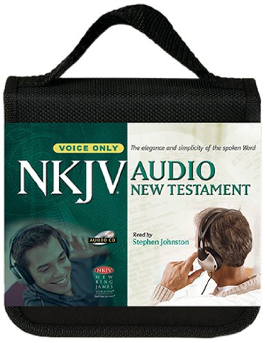 NKJV Audio New Testament, Voice Only by Hendrickson Pub