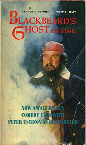 Blackbeard's Ghost (Based on a Walt Disney Film Movie)