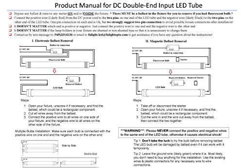 Fulight® Rotatable ¤ LED F15T8 Tube Light-18