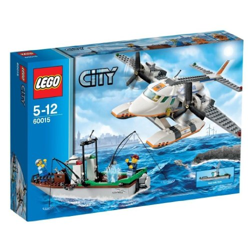 LEGO City Coast Guard Plane (60015)