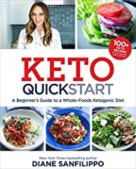 New York Times bestselling author and health and wellness pioneer Diane Sanfilippo brings her own experience with a ketogenic diet to Keto Quick Start, a comprehensive and easy-to-follow road map to transitioning to a keto lifestyle.There's a...