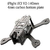 iFlight iX3 V2 140mm FPV Frame Racing Quadcopter Kit Carbon Fiber Suit for 1306 1407 1606 Brushless Motor HS1177 RunCam Swift Camera