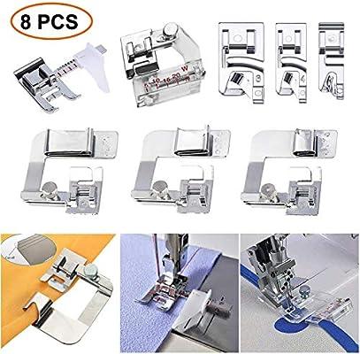 Pies para máquina de coser con 3 piezas de prensatelas para ...