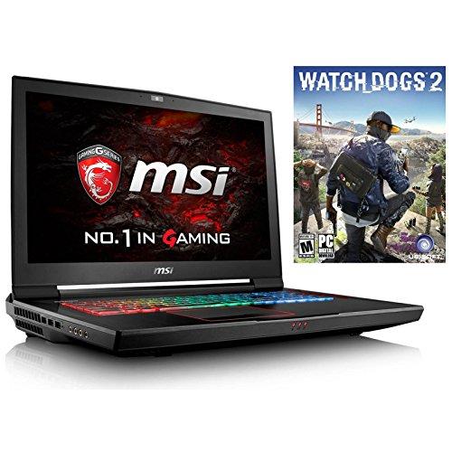 Compare MSI GT73VR TITAN (GT73VR TITAN-017) vs other laptops