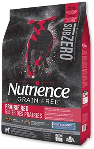 Nutrience Grain Free Subzero Dog Food – Prairie Red