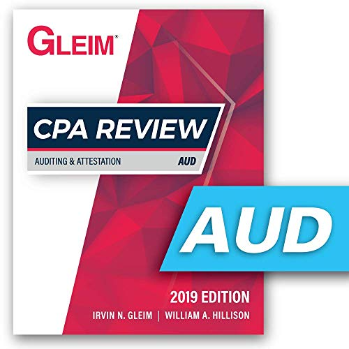 CPA Review Auditing 2019