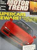 1989 1990 BMW 525i / Pontiac Sunbird GT Sport Coupe / Audi Coupe Quattro / Suzuki Swift GTi / Nissan 300ZX / Acura Integra Road Test