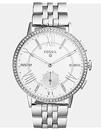 Smartwatch Híbrido Fossil Q Gazer FTW1105 Plata