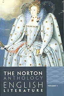 Amazon the norton anthology of english literature single the norton anthology of english literature ninth edition vol 1 fandeluxe Choice Image