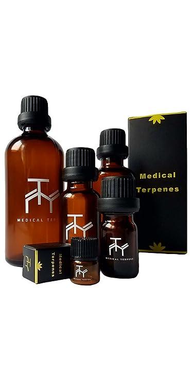 Medical Terpenes 100% Pure Strain Specific Terpene Profiles (1ml, Bubble  Gum Glue)