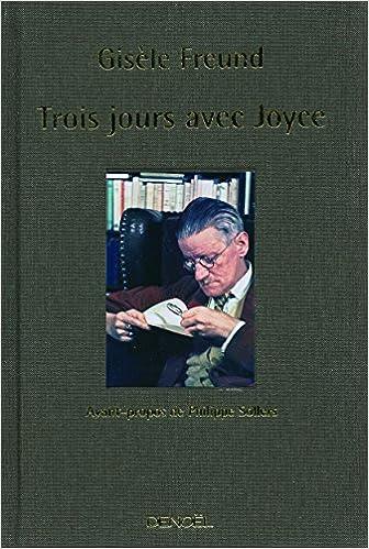 Trois jours avec Joyce epub pdf