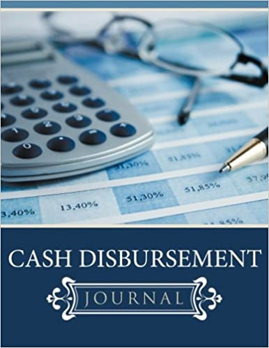 a disbursement journal is a summary of