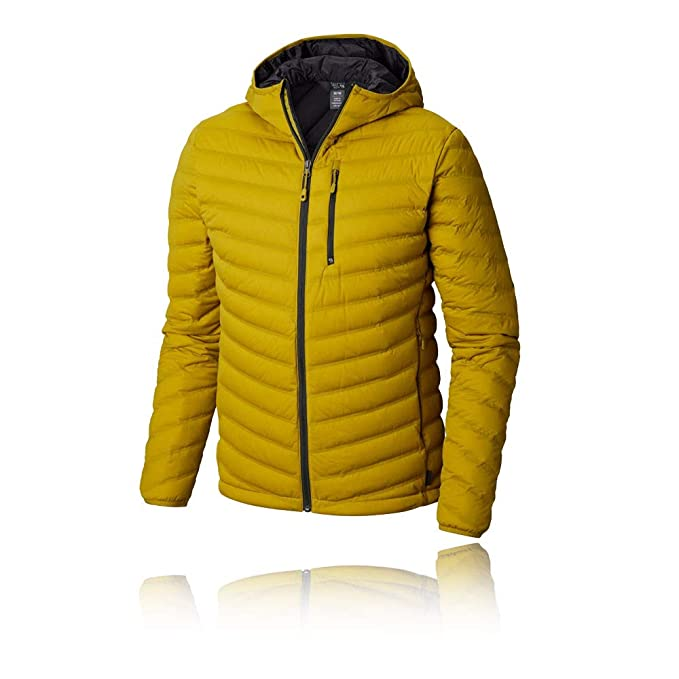 Amazon.com: Mountain Hardwear stretchdown Hooded – Chaqueta ...