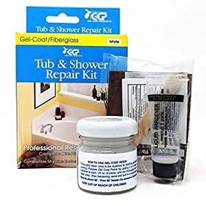 Tub And Shower Repair Kit White Amazon Com