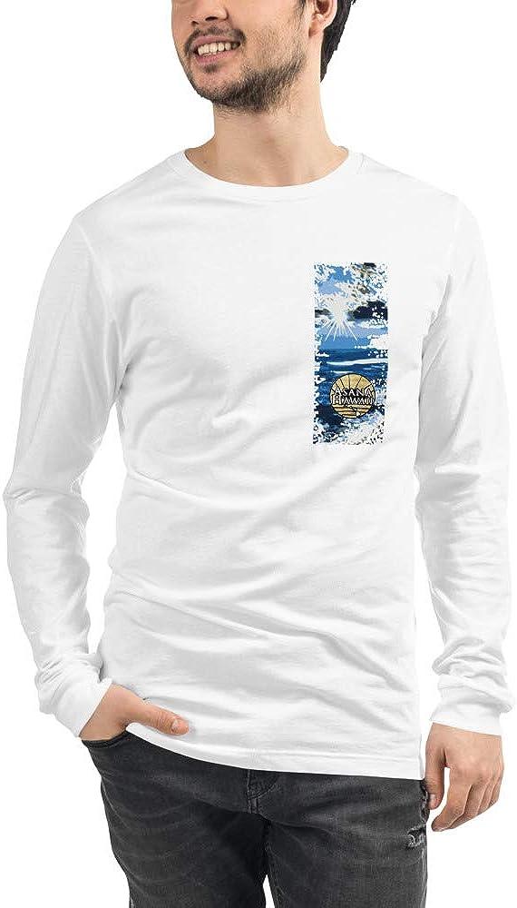 Asana Hawaii Banyans Surf Unisex Long Sleeve Tee