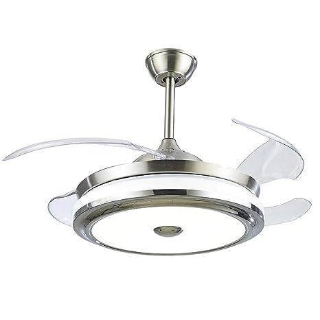 Luces modernas para ventilador de techo de 36 pulgadas con ...