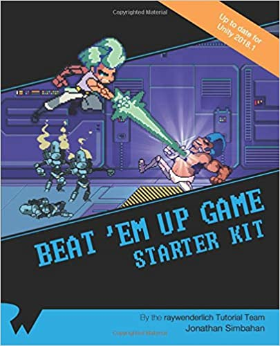 Beat 'Em Up Game Starter Kit: 9781942878575: Computer