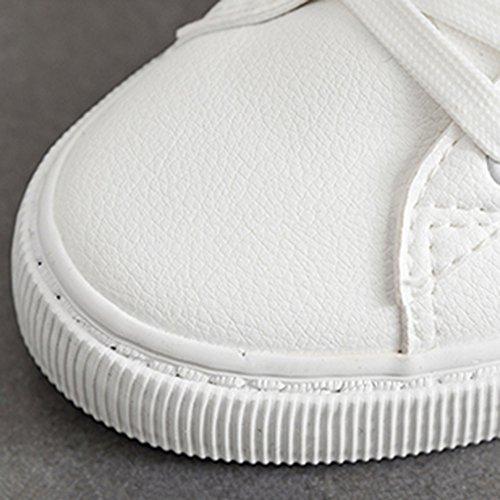 coréenne trois blanches toile chaussures Couleur 5 couleurs 02 taille Les chaussures à CN38 de version choisir NAN femmes chaussures d'été EU38 UK5 qwXY4v