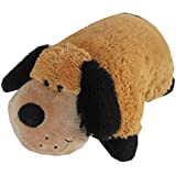 "Dog Zoopurr Pets 2-in-1 Stuffed Animal and Pillow Large 19"" Ultra Soft"